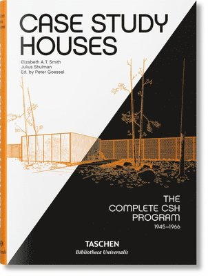 bokomslag Case Study Houses. The Complete CSH Program 1945-1966