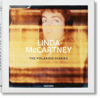bokomslag Linda McCartney. The Polaroid Diaries