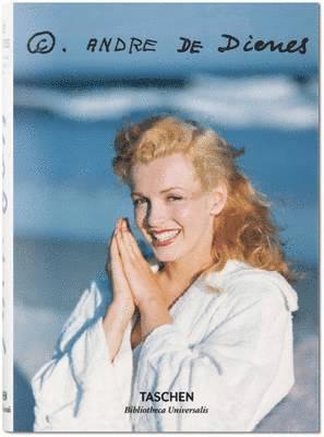 bokomslag Andre de Dienes. Marilyn Monroe