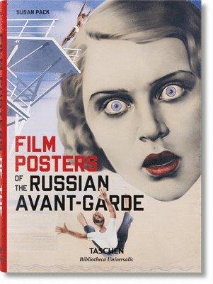 bokomslag Film Posters of the Russian Avant-Garde