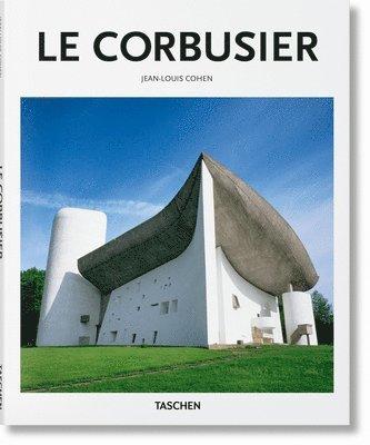bokomslag LeCorbusier