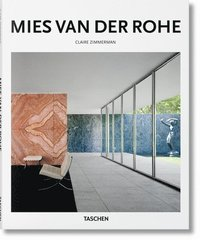 bokomslag Mies van der Rohe