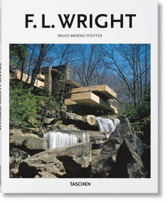 bokomslag F.L. Wright