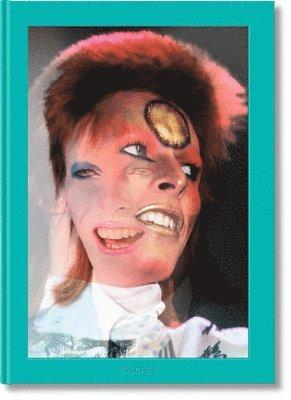 bokomslag Mick Rock: The Rise of David Bowie, 1972-1973