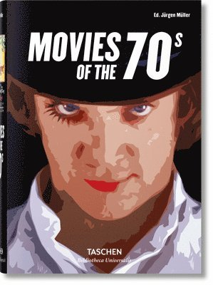 bokomslag Movies of the 70s