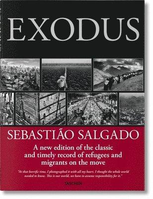 bokomslag Sebastiao salgado: exodus