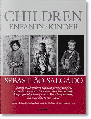 bokomslag Sebastiao Salgado: Children