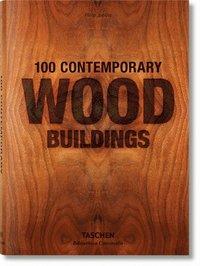 bokomslag 100 Contemporary Wood Buildings