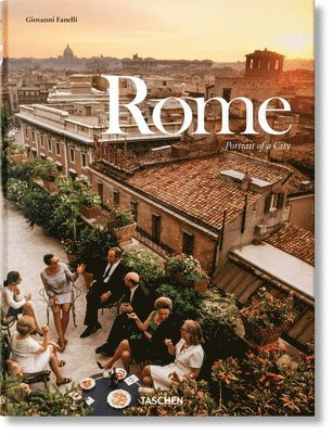 bokomslag Rome: portrait of a city