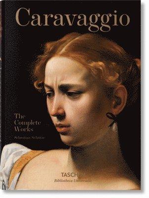 bokomslag Caravaggio - complete works
