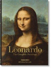 bokomslag Leonardo da Vinci. The Complete Paintings