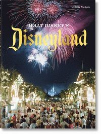 bokomslag Walt Disney's Disneyland