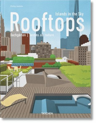 bokomslag Rooftops: Islands in the Sky