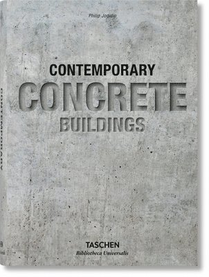 bokomslag Contemporary Concrete Buildings