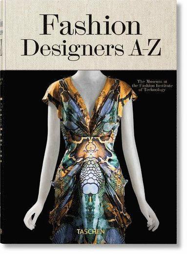 bokomslag Fashion Designers A-Z