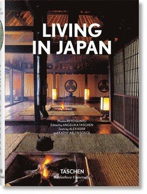 bokomslag Living in Japan