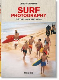 bokomslag Surf Photography Of The 1960'S And 1970'S: Grannis, Leroy