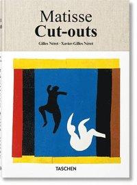 bokomslag Henri Matisse. Cut-outs. Drawing with Scissors