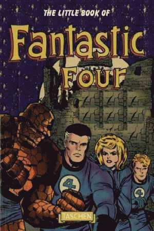 bokomslag Little book of fantastic four