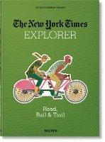 bokomslag NYT Explorer. Straßen, Schienen & Wasserwege