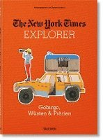bokomslag The New York Times Explorer. NYT Gebirge, Wüsten & Prärien