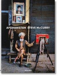 bokomslag Steve McCurry. Afghanistan