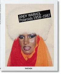 bokomslag Andy Warhol. Polaroids 1958-1987