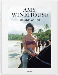 bokomslag Amy Winehouse. Blake Wood