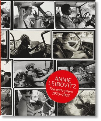 bokomslag Annie Leibovitz. The Early Years. 1970-1983