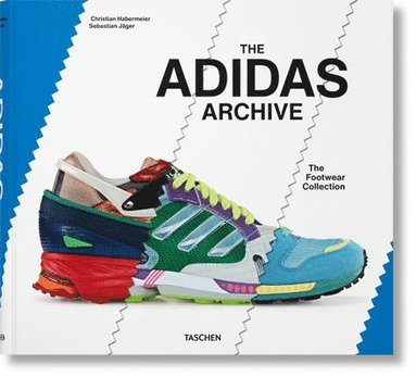 bokomslag The adidas Archive. The Footwear Collection