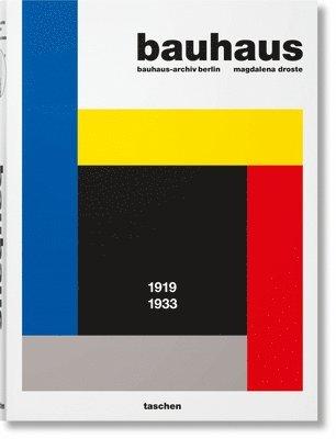 bokomslag Bauhaus. Updated Edition