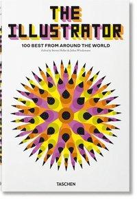 bokomslag The Illustrator. 100 Best from around the World