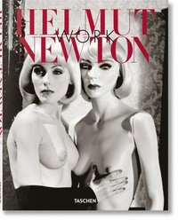 bokomslag Helmut Newton. Work