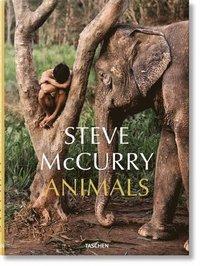 bokomslag Steve McCurry. Animals