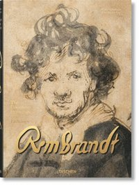 bokomslag Rembrandt. The Complete Drawings and Etchings