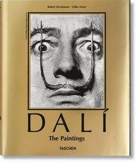 bokomslag Dali. The Paintings
