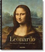 bokomslag Leonardo. Sämtliche Gemälde und Zeichnungen