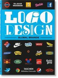 bokomslag Logo Design. Global Brands