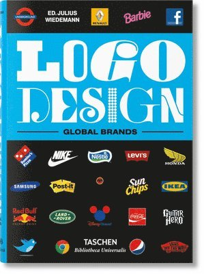 bokomslag Logo Design. Global Brands