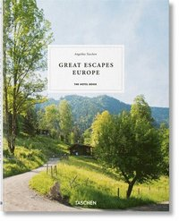 bokomslag Great Escapes: Europe. The Hotel Book. 2019 Edition