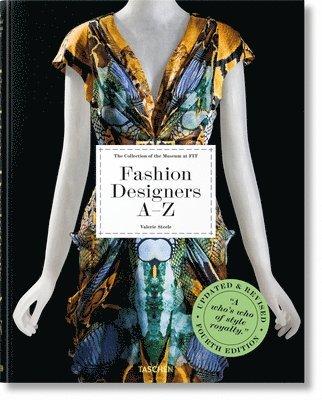 bokomslag Fashion Designers A-Z, Updated 2020 Edition