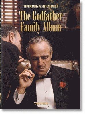 bokomslag Steve Schapiro. The Godfather Family Album - 40th Anniversary Edition