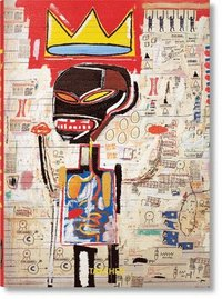 bokomslag Basquiat - 40th Anniversary Edition