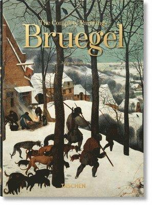bokomslag Bruegel. The Complete Paintings