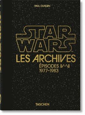 bokomslag Les Archives Star Wars. 1977-1983. 40th Ed.
