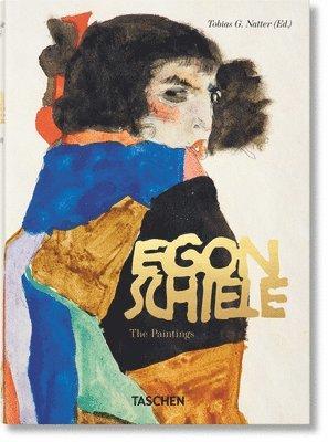 bokomslag Egon Schiele. The Paintings. 40th Ed.