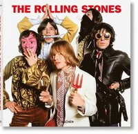 bokomslag The Rolling Stones. Updated Edition