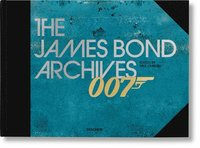 bokomslag The James Bond Archives. 'No Time To Die' Edition