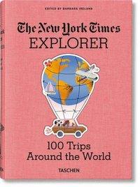 bokomslag Nyt Explorer. 100 Voyages Autour Du Monde