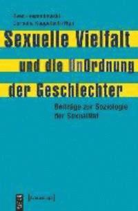 bokomslag Sexuelle Vielfalt und die UnOrdnung der Geschlechter